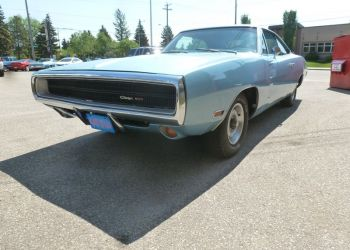 1970 Charger Conversion to 1969 Charger